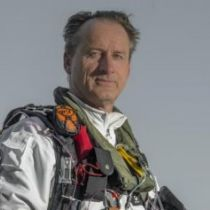 Andre Borschberg Chief Executive Officer, Co-Founder and Pilot, Solar Impulse