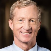 Tom Steyer California Business leader, Philanthropist and Clean Energy Advocate