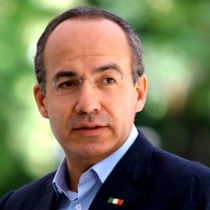 President Felipe Calderon Hinojosa Chair of the Global Commission on the Economy and Climate; Former President of Mexico