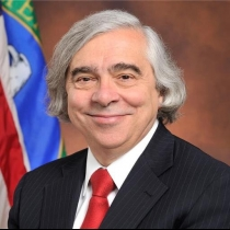 Dr Ernest Moniz Secretary of Energy, USA