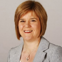 Nicola Sturgeon First Minister of Scotland, Scottish National Party