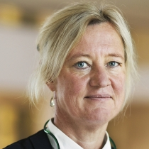 Ingrid Bonde Chief Financial Officer and Deputy Chief Executive Officer, Vattenfall