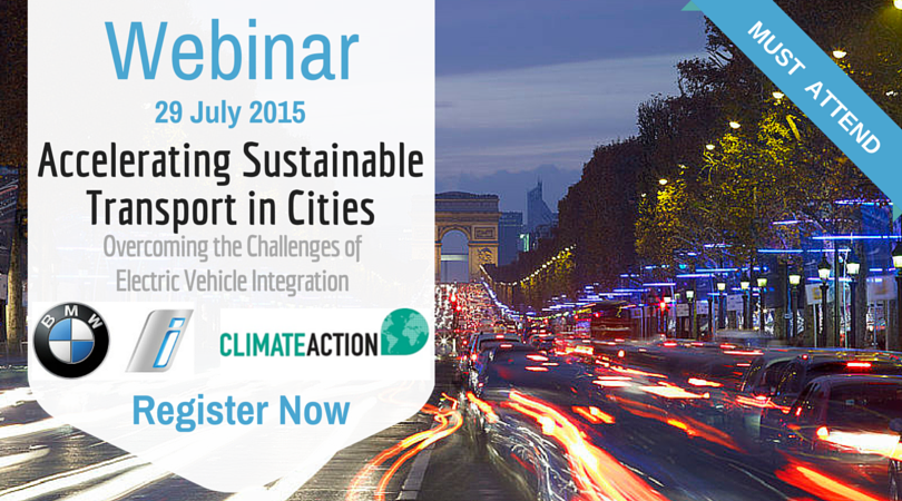 Accelerating Sustainable Transport in Cities
