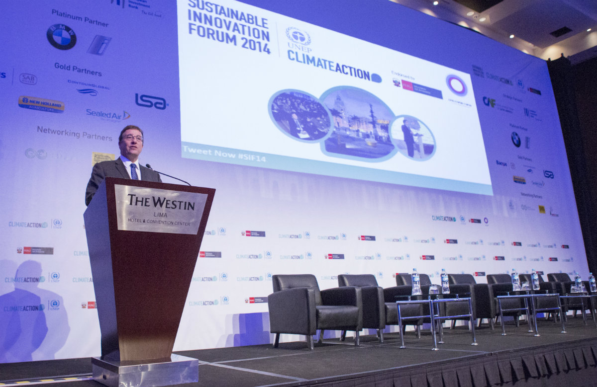 Climate Action Delivered Their Fifth Annual Sustainable Innovation Forum in Lima